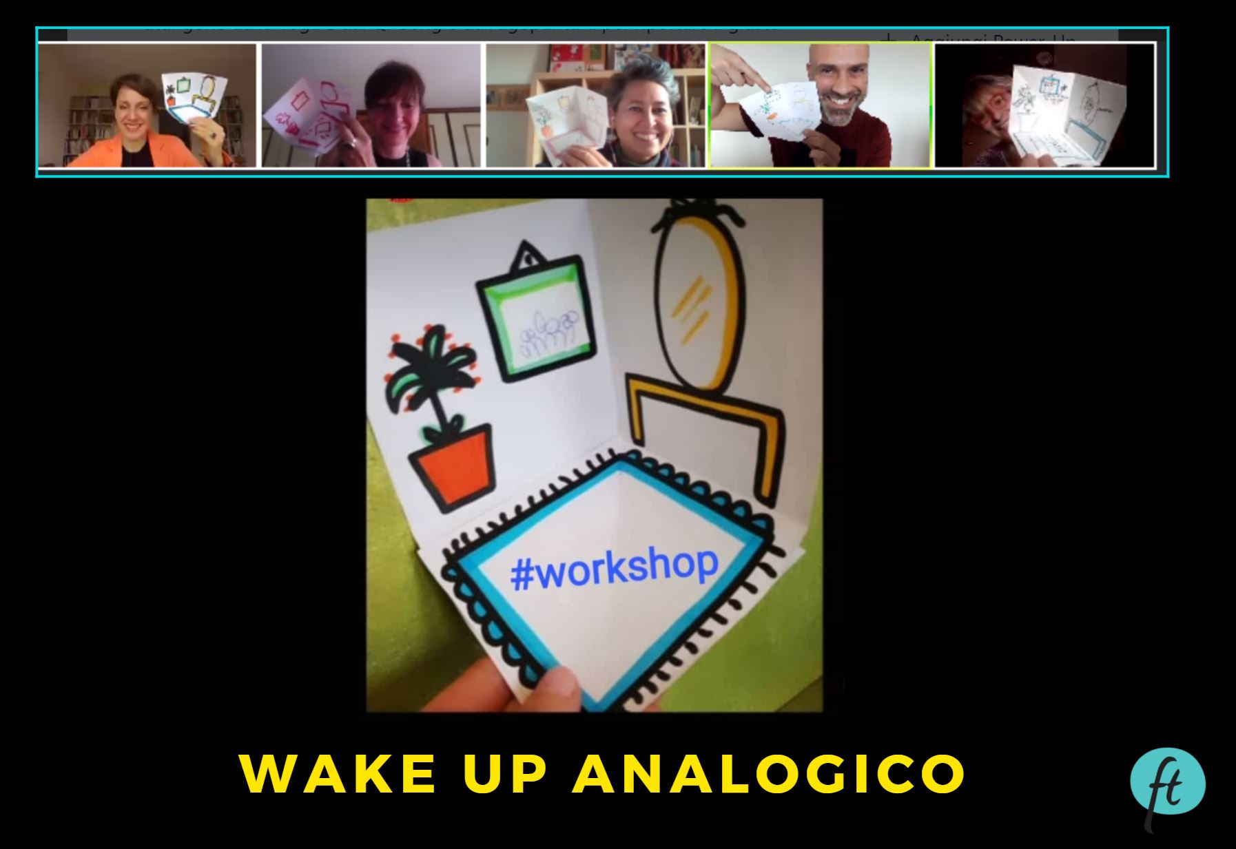 WAKE-UP-ANALOGICO